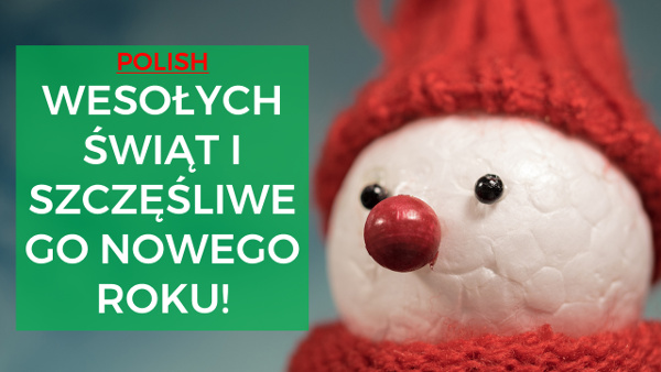 how to say merry christmas and happy new - How To Say Merry Christmas In Polish